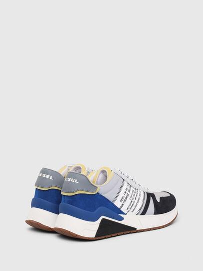 Diesel - S-BRENTHA FLOW, Grau/Blau - Sneakers - Image 3