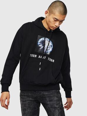 S-ALBY-YA, Schwarz - Sweatshirts