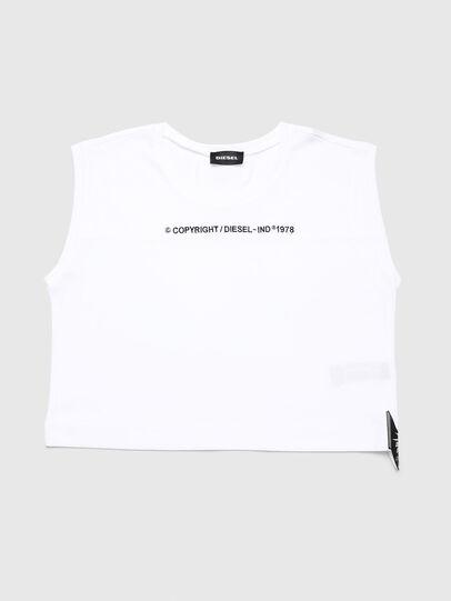Diesel - TFELIX, Weiß - T-Shirts und Tops - Image 1