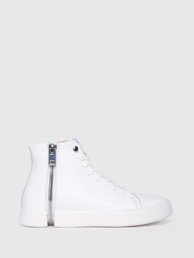Diesel - S-NENTISH MC W, Weiß - Sneakers - Image 1