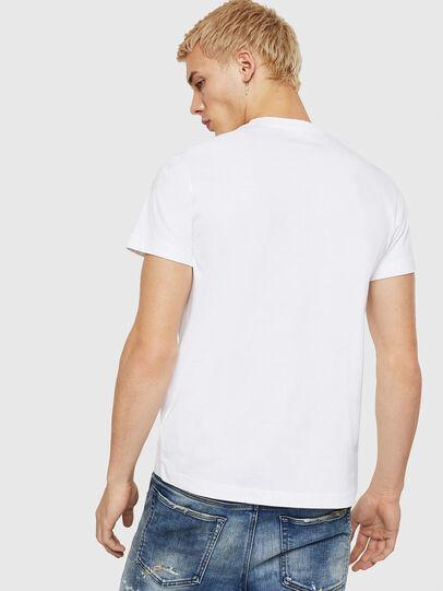 Diesel - T-DIEGO-A7, Weiß - T-Shirts - Image 2