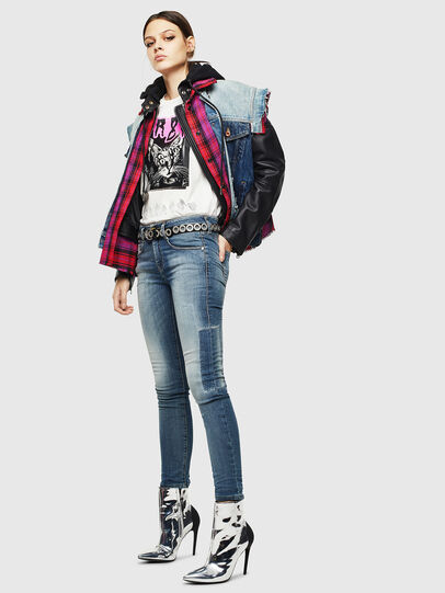 Diesel - D-Ollies JoggJeans 069JZ, Hellblau - Jeans - Image 7