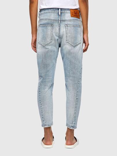 Diesel - Fayza 009TP, Mittelblau - Jeans - Image 2