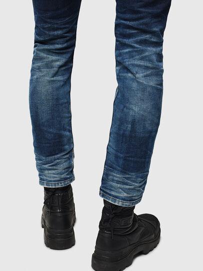 Diesel - D-Eetar 0097U, Dunkelblau - Jeans - Image 5
