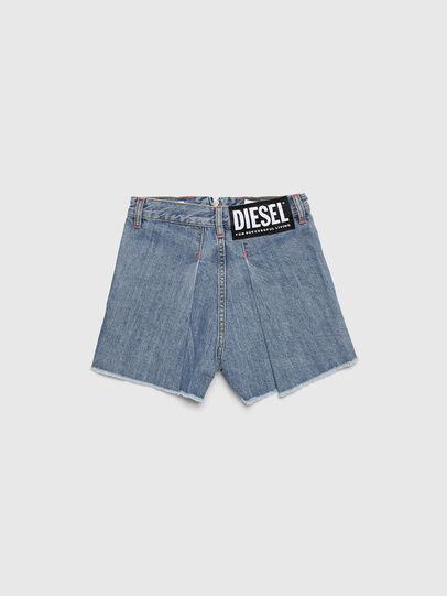 Diesel - PLARZY, Hellblau - Kurze Hosen - Image 2