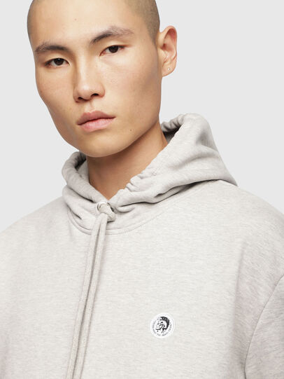 Diesel - S-AFTER, Hellgrau - Sweatshirts - Image 5