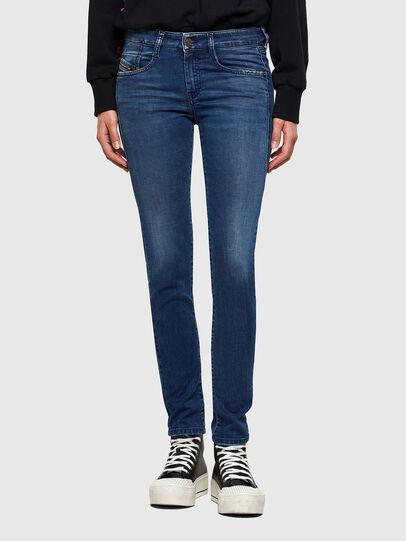 Diesel - D-Ollies JoggJeans® 069SM, Dunkelblau - Jeans - Image 1