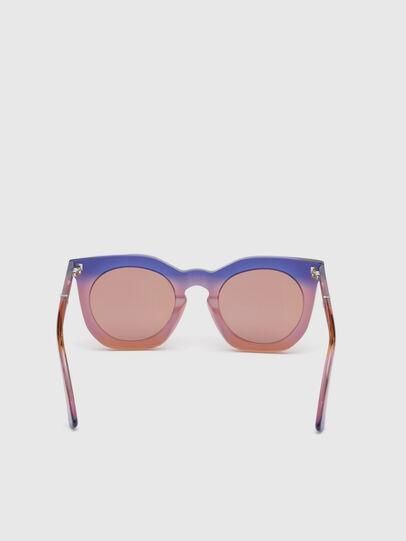 Diesel - DL0283, Violett - Sonnenbrille - Image 4