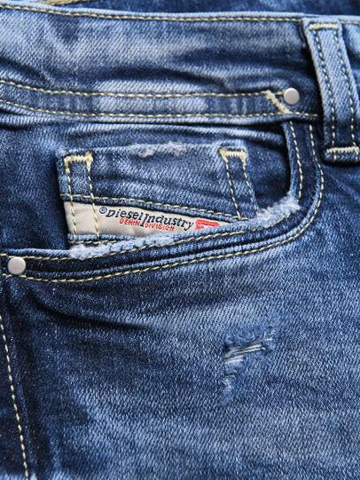 Diesel - LOWLEEH-J-N, Jeansblau - Jeans - Image 3