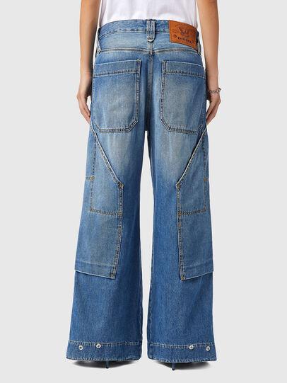 Diesel - D-Laly 0AFAM, Mittelblau - Jeans - Image 2
