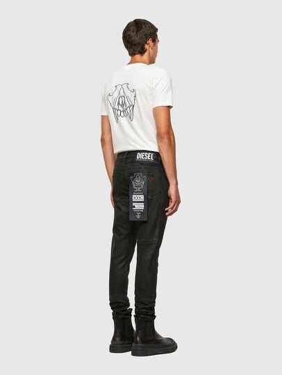 Diesel - T-INY, Weiß - T-Shirts - Image 5