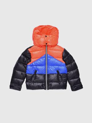JSMITH, Schwarz/Orange - Jacken
