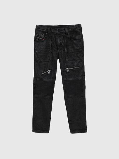 Diesel - D-DERROT-SP-J JOGGJEANS, Schwarz - Jeans - Image 1