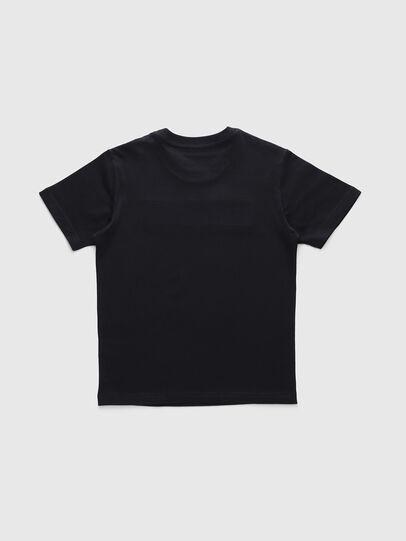 Diesel - TJUSTDIVISION, Schwarz - T-Shirts und Tops - Image 2