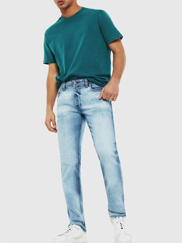 Diesel - Safado C81AS, Hellblau - Jeans - Image 4