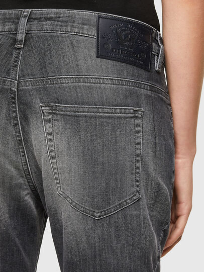 Diesel - Fayza JoggJeans® 009QT, Schwarz/Dunkelgrau - Jeans - Image 4