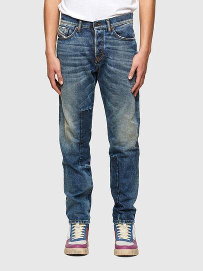 Diesel - D-Fining 009SV, Mittelblau - Jeans - Image 1