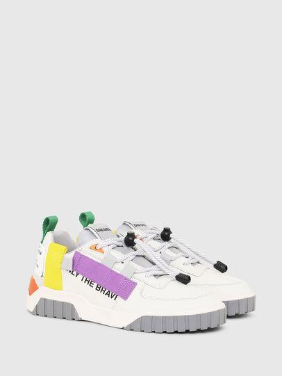 Diesel - S-RUA LOW SP W, Weiß - Sneakers - Image 2