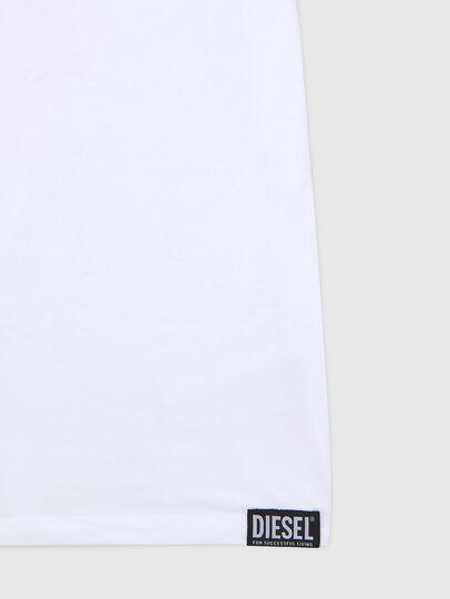 Diesel - UMTEE-MICHAEL3PACK, Weiß - Oberteile - Image 5