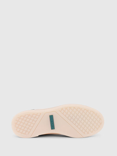 Diesel - S-CLEVER LOW LACE W, Weiß/Grün - Sneakers - Image 5
