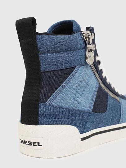Diesel - S-DVELOWS MID CUT, Blau - Sneakers - Image 5