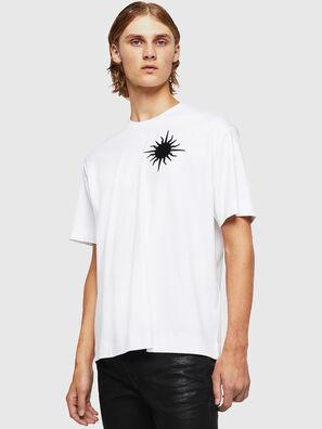 TEORIALE-X1, Weiß - T-Shirts