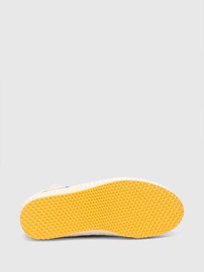 Diesel - S-YUK MC W, Schwarz/Gelb - Sneakers - Image 4