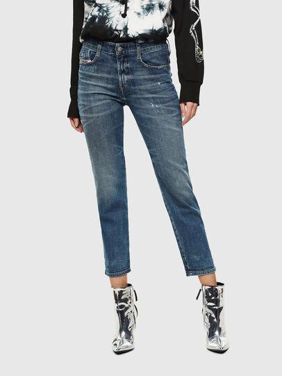 Diesel - D-Rifty 0890Y, Mittelblau - Jeans - Image 1