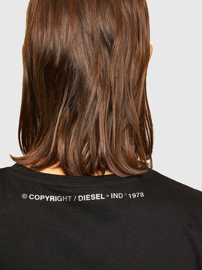 Diesel - D-STORM-A1, Schwarz - Kleider - Image 5