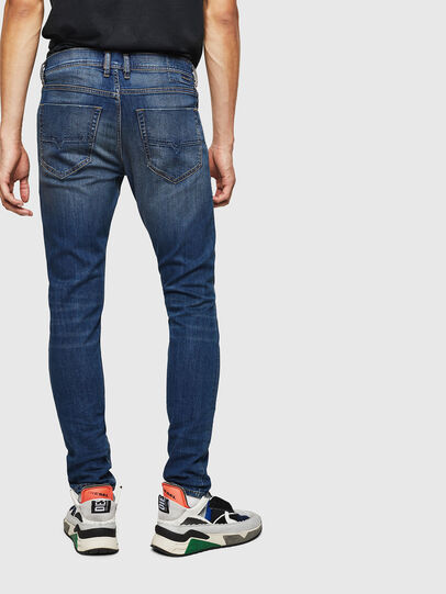 Diesel - Tepphar 087AW, Dunkelblau - Jeans - Image 2