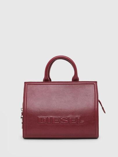 Diesel - PIRITE, Bordeauxrot - Satchel Bags und Handtaschen - Image 1