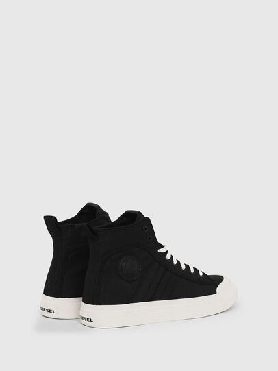 Diesel - S-ASTICO MID LACE, Schwarz - Sneakers - Image 3