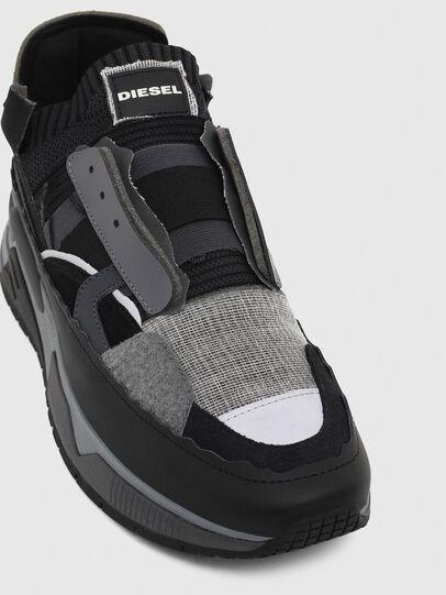 Diesel - S-BRENTHA DEC, Schwarz/Grau - Sneakers - Image 6