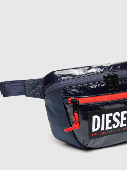 Diesel - LOKI PAT, Blau - Schultertaschen - Image 4