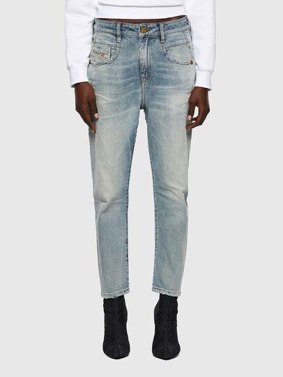 Diesel - Fayza 09A04, Hellblau - Jeans - Image 1