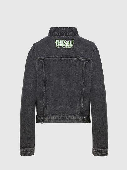 Diesel - G-DANIEL, Schwarz - Jacken - Image 2