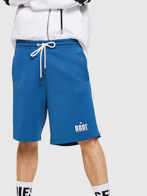 P-MIKHAIL, Blau - Kurze Hosen
