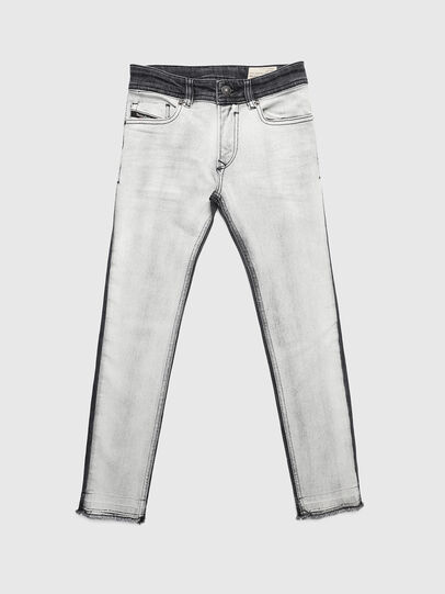 Diesel - SLEENKER-J-N, Schwarz/Grau - Jeans - Image 1