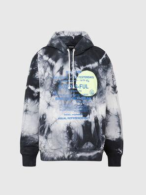 S-MOONY, Schwarz/Weiss - Sweatshirts