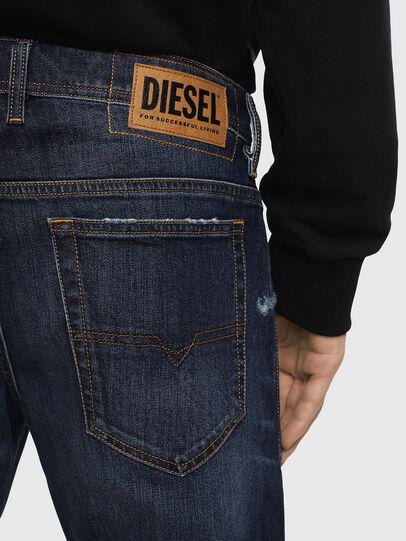 Diesel - THOSHORT, Dunkelblau - Kurze Hosen - Image 5