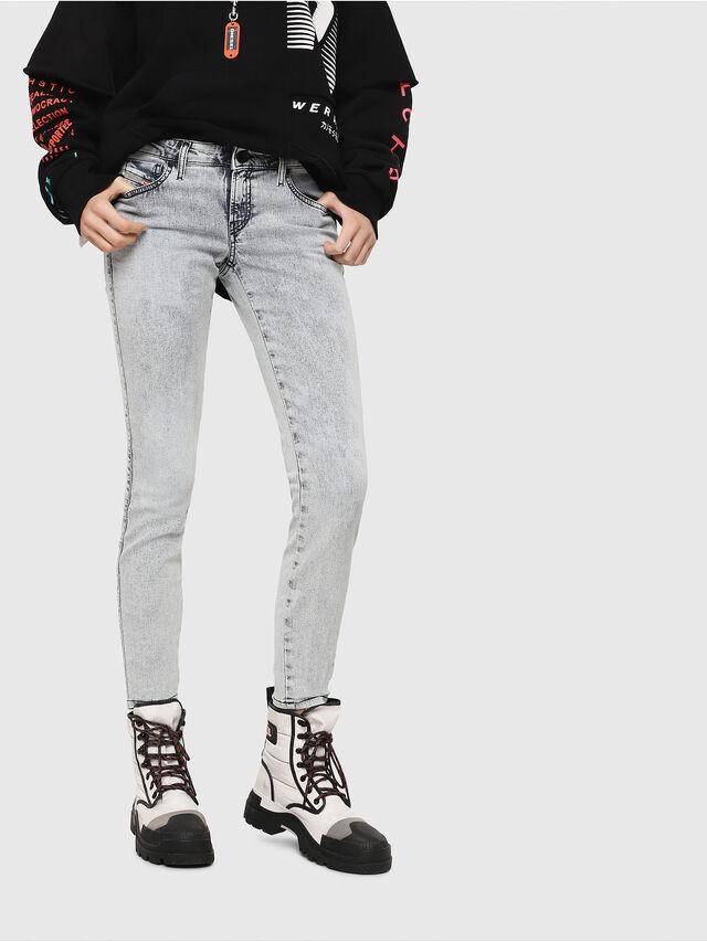 Diesel - Gracey JoggJeans 069FE, Hellblau - Jeans - Image 1