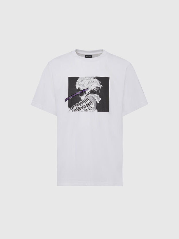 T-TUBOLAR-X20, Weiß - T-Shirts