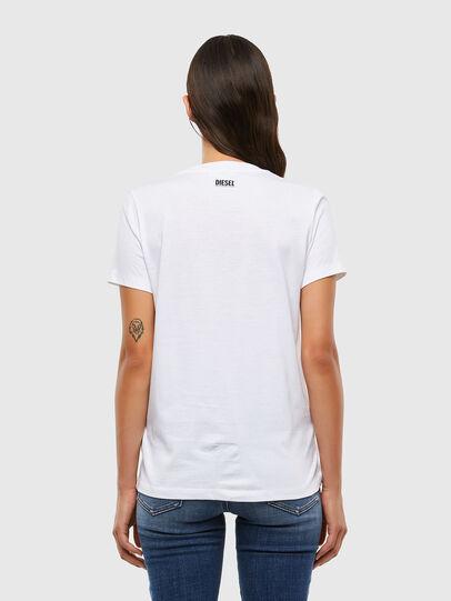 Diesel - T-SILY-V21, Weiß - T-Shirts - Image 2