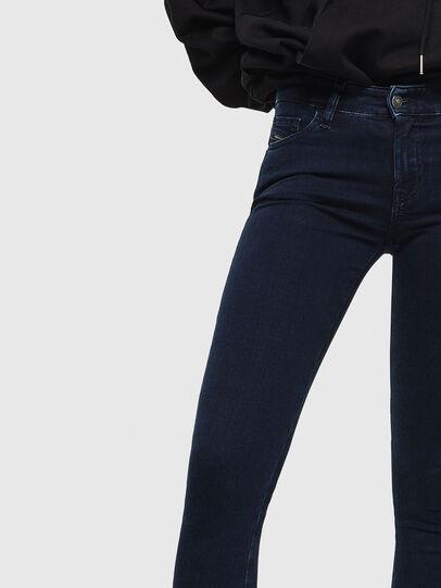 Diesel - Slandy 0094Y, Dunkelblau - Jeans - Image 3