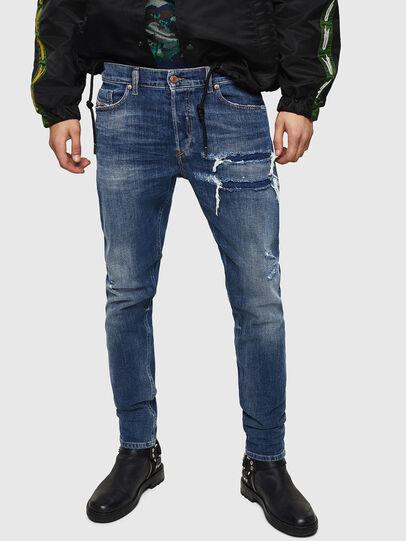 Diesel - Tepphar 0890X, Mittelblau - Jeans - Image 1