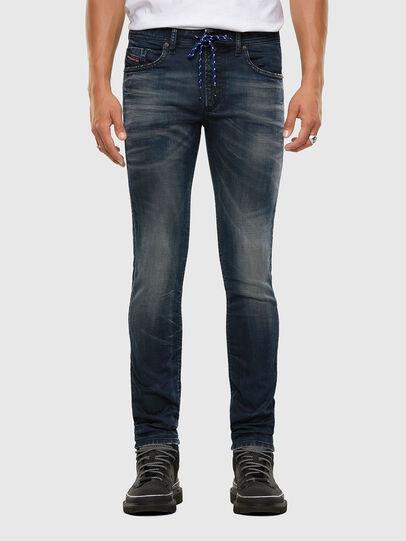 Diesel - Thommer JoggJeans® 069NT, Dunkelblau - Jeans - Image 1