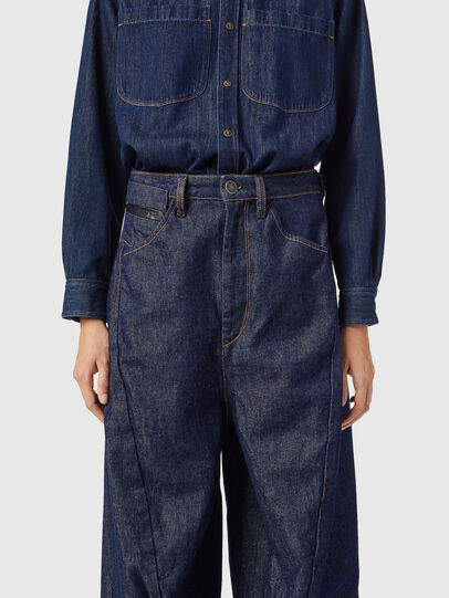 Diesel - D-CONCY-SP, Dunkelblau - Jeans - Image 3