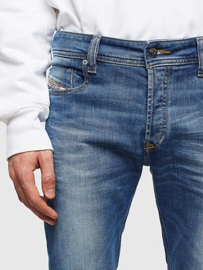 Diesel - Sleenker CN053, Mittelblau - Jeans - Image 3