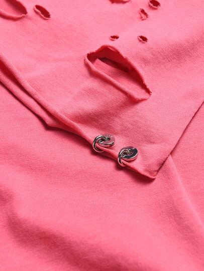 Diesel - TFIENA, Rosa - T-Shirts und Tops - Image 3