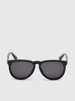 DL0272, Schwarz - Kid Brillen